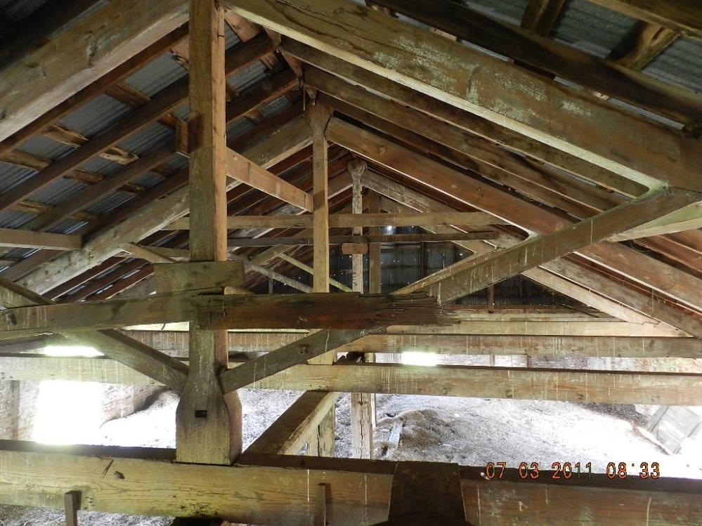 Brick Barn Of Arcola