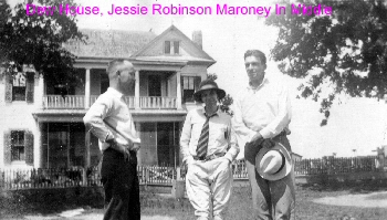 Dew House, Jessie Robinson Maroney In Middle